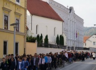 Proslava svetkovine sv. Terezije Avilske u Požegi