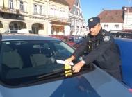 Policijski službenici organizirali preventivnu akciju