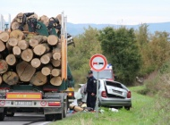 Stravična prometna nesreća u zavoju prije Bekteža i smrtno stradali vozač Škode