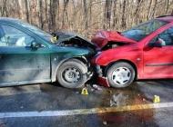 Dva vozača nepropisnom vožnjom unatrag izazvala međusobnu prometnu nesreću