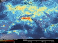 Copernicus pruža podatke za unaprjeđenje istraživanja COVID-19 i nadzor pogođenih područja