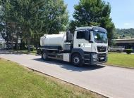 Tekiji d.o.o. isporučena dva vozila iz projekata Aglomeracije Požega te Aglomeracije Pleternica