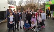 U Vinkovcima održano Državno prvenstvo u judu za osnovne škole