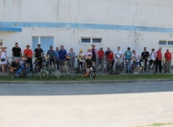 """""""Velikaši"""" po 6. puta organizirali vožnju na starodobnim biciklima"""
