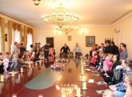 Najmlađe Požežane ugostili u Gradsku vijećnicu