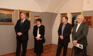 Opus akademskog slikara Davora Žilića po drugi puta u Požegi