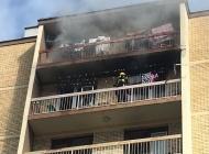 Iz policijske bilježnice - poznati uzroci jučerašnjeg požara