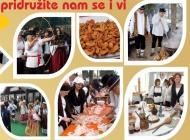 Etno susreti Požeštine, ljepotice, nošnje, pjesma i ples uz friške čvarke na Čvarkijadi i Šokački vašar