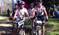 Biciklisti Luks Racing Teama u Banja Luci