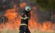 70-godišnjak spaljivao granje pa izazvao požar