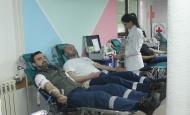 Trodnevna Akcija dobrovoljnog darivanja krvi u listopadu donijela 282 doze krvi i time spasilo nečije živote