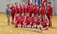 Požeške mažoretkinje ponovno na vrhu Europe, odlični rezultati i za twirlingaše