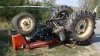 Kombijem udario u traktor s prikolicom a lakše ozlijeđen 43-godišnji vozač traktora