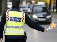 Vikend pojačane mjere policije u prometu donijele novih 86 prekršaja, od kojih 50 malo bržih, a rekorder bez vozačke dobio kaznu od 10 tisuća kuna