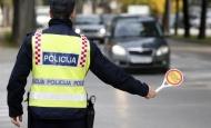 Iz policijske bilježnice za protekli vikend