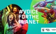 WWF uz Eurosong do milijun glasova za prirodu