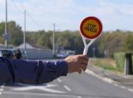S teretnim Volkswagenom udario u svjetleću stop tablicu policajca i bježao uz 1,78 promila alkohola