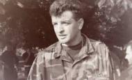 Povodom 30. obljetnice osnivanja 123. brigade HV Požega teško bolestan zapovjednik Miljenko Crnjac uputio je pismo